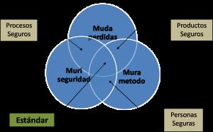 Triciclo de la Estandarización